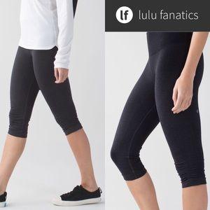 ed4fcee2e4 lululemon athletica Pants - Lululemon In the Flow Crop Seamless Workout 4